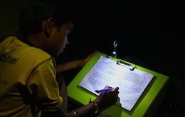 YELO study light